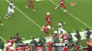 Ladarius Gunter vs Virginia (2013)