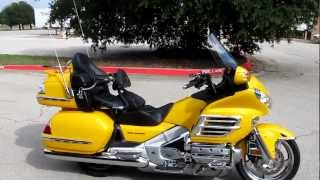 7. 2010 Honda GL1800 Goldwing For Sale