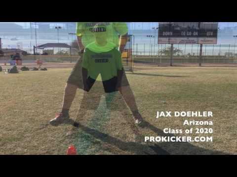 Jax Doehler, Prokicker.com Long Snapper, Class of 2020