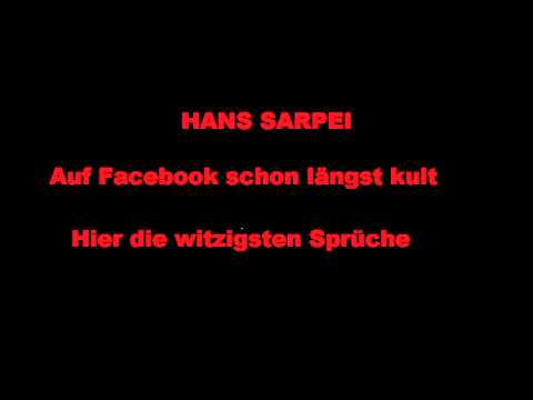 Hans Sarpei Witze
