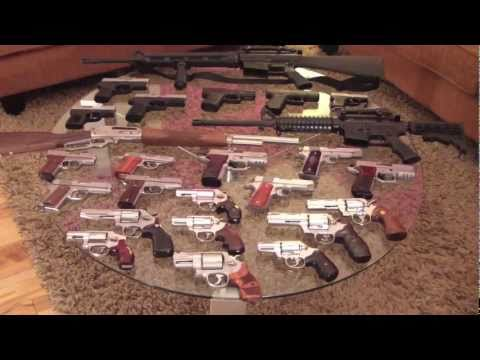 firearm - I got an e-mail from a fellow youtuber asking to see my entire small collection of firearms. It was not the first such request I had received so I thought I ...