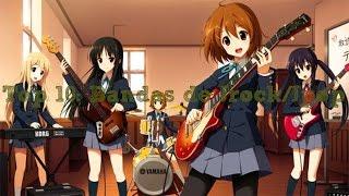 Top 10 Bandas J-rock/J-pop