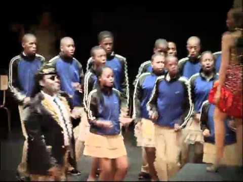 Umculo - The Fairy Queen - SABC 1 Yo TV report