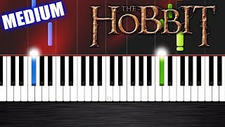 Ed Sheeran - I See Fire - The Hobbit - Piano Cover/Tutorial