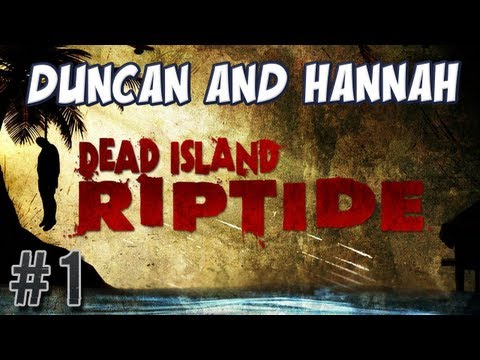 yogscast2 - I found another co-op game for Duncan to play with me - Dead Island: Riptide! Hurray! Endsplash Music by MachinimaSound: https://machinimasound.com/ ○ Hannah...