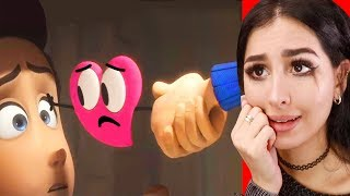 Video Reacting To The SADDEST ROMANTIC Animations MP3, 3GP, MP4, WEBM, AVI, FLV Maret 2019