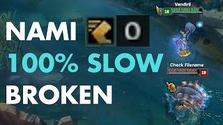 Nami 100% Slow BROKEN