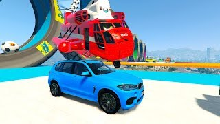 Video LEARN COLOR BMW SUV, Helicopter and motorbikes  for kids Cartoon MP3, 3GP, MP4, WEBM, AVI, FLV Juni 2018