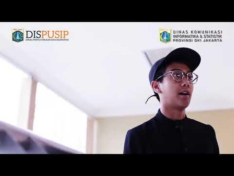 Kenal Lebih Dekat Perpustakaan Umum DKI Jakarta Bersama Iqbaal Ramadhan (part2)