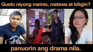 Video GUSTO NIYONG MAINIS, MATAWA AT KILIGIN? PANUORIN ANG DRAMA NILA MP3, 3GP, MP4, WEBM, AVI, FLV Agustus 2018