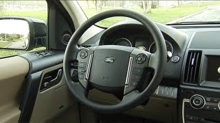 2013 Land Rover Freelander 2 ED4 - INTERIOR