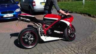 4. Ducati 848 Evo Corse SE