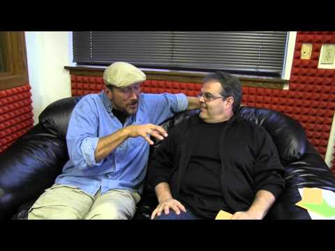 Greg's Big Black Couch with Walt Willey