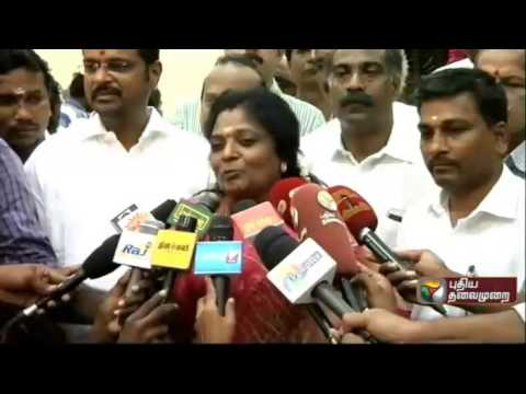 Peoples-beliefs-cannot-be-politicised-says-BJPs-state-unit-president-Tamilisai-Soundararajan