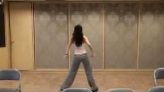 大眼睛 戰鬥纖體舞教學