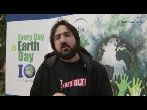 Intervista a Piotta @ Villaggio per la Terra
