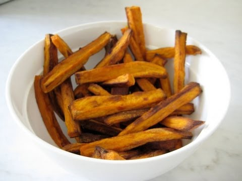 "Recipes for Babies: How to Make ""Shake It Up"" Sweet Potato Fries for Toddlers – Weelicious"