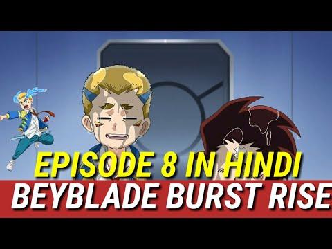 beyblade burst rise episode 8 in Hindi /k lailu/beyblade burst rise