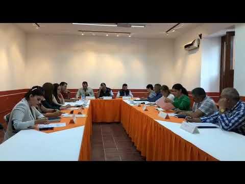 Sesión Extraordinaria No. 33 de Ayuntamiento 22 de octubre de 2019