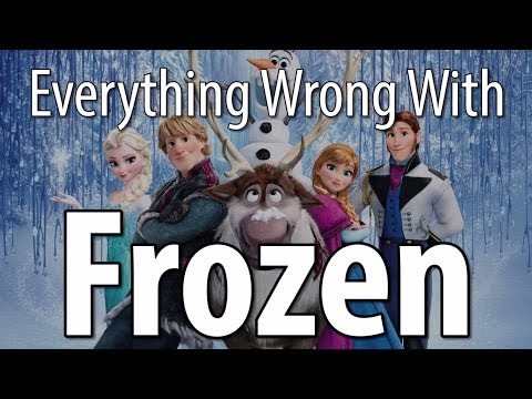 Everything Wrong With Frozen