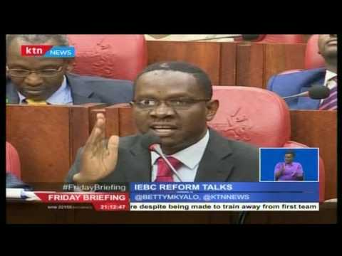 This is what the Jubilee government has to say about the IEBC Commissioners