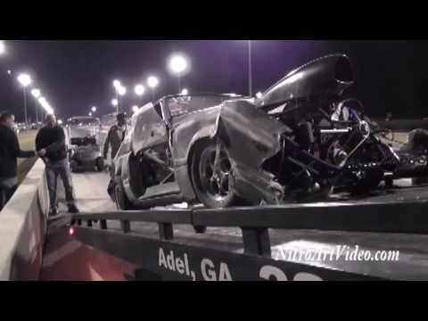 Best Of Wild Rides, Drag Racing Action, Wheelstands, Flames And More Wild Action