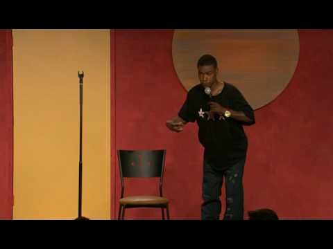 Tracy Morgan - Stay Off The Coke (stand Up Comedy Pt.6)