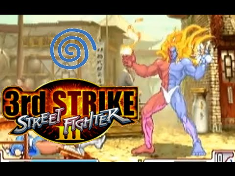 street fighter iii third strike dreamcast rom