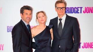 Nonton Bridget Jones S Baby World Premiere Red Carpet   Ren  E Zellweger  Patrick Dempsey  Colin Firth Film Subtitle Indonesia Streaming Movie Download