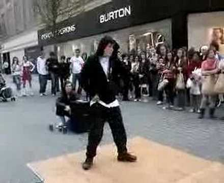 george sampson dancing. George Sampson dancing in