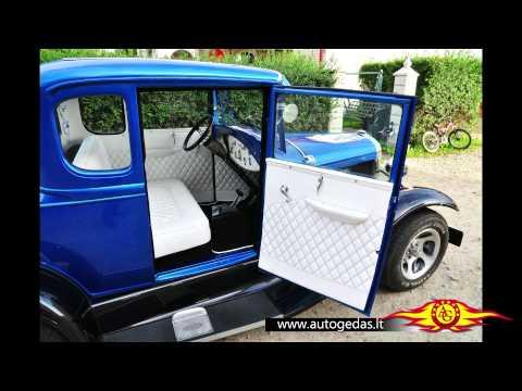 Ford Roadster oldsmobile 1932-1935