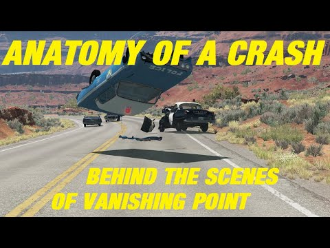Anatomy Of A Crash: Behind the Scenes of Vanishing Point
