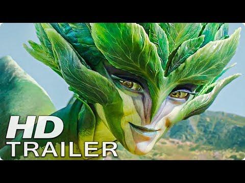 DAS ZEITRÄTSEL Trailer German Deutsch (2018)