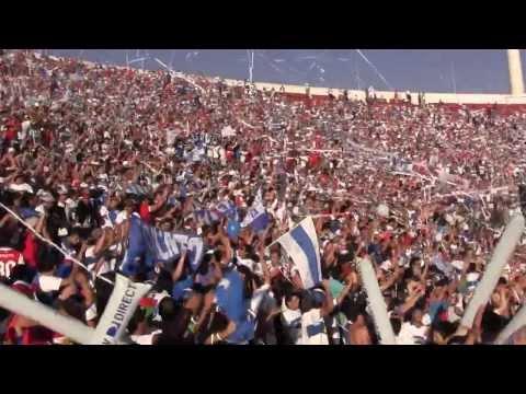 SALIDA UC vs O'Higgins (Final Apertura 2013) 10.12.2013 - Los Cruzados - Universidad Católica
