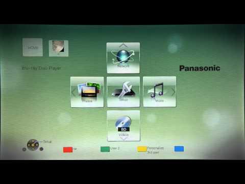 Hands on: Panasonic DMP-BDT360 blu-ray player