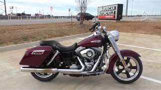 3. 306526   2015 Harley Davidson Dyna Switchback   FLD - Used motorcycles for sale