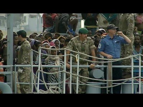 Ξεκινά η ευρωπαϊκή επιχείρηση «Σοφία» εναντίον των διακινητών προσφύγων