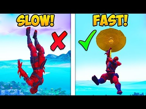 Reddit wtf - *NEW* HOW TO LAND FASTER IN SEASON 8! - Fortnite Funny Fails and WTF Moments! #488