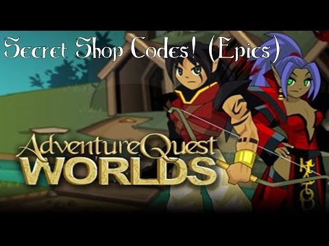 AQ Worlds Secret Shop 2013/2015 (160k+ Views!)