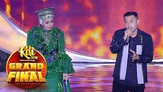 Video Pecah Abis! Penampilan Iyeth Bustami Ft Judika [CINTA KITA] - Grand Final KDI (2/10) MP3, 3GP, MP4, WEBM, AVI, FLV Desember 2018