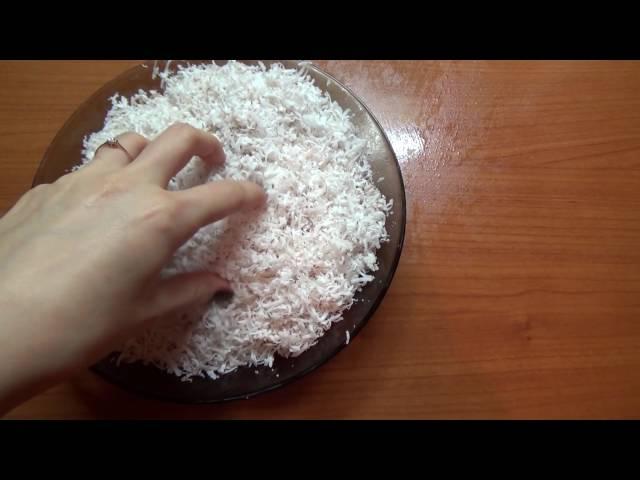 Как приготовить кокосовое молоко Рецепт кокосового молока.