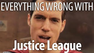 Video Everything Wrong With Justice League In 24 Minutes Or Less MP3, 3GP, MP4, WEBM, AVI, FLV Februari 2019
