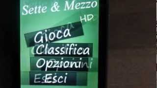 Sette e Mezzo HD Video YouTube