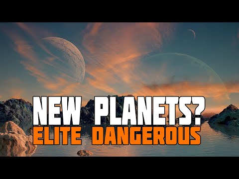 Elite Dangerous - What Are The Future Accessible Planets?