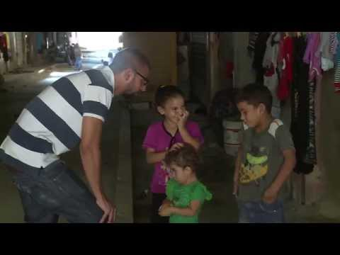 Liban : Vivre sous terre