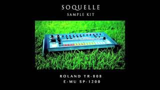 Pacote de sample oferece sons da clássica 808 gravada em 12-bits.