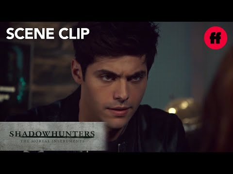 Shadowhunters   Season 3, Episode 7: Clary Tells Alec The Truth   Freeform