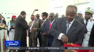 Djibouti has launched the first passenger train in its portion of about 100 km railway. This is part of the 752.7 km Ethiopia-Djibouti railway linking Ethiopia's ...