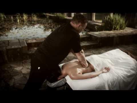FULL BODY MASSAGE - The Art of Massage with Adrian Carr (HD) (видео)