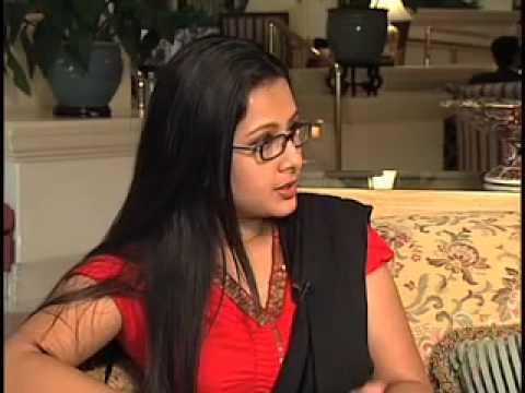 Actress Purnima on Film